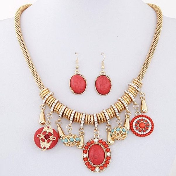 fashions manufacturer necklace wholesale ss a product indian jewelry costume emfex jewellery