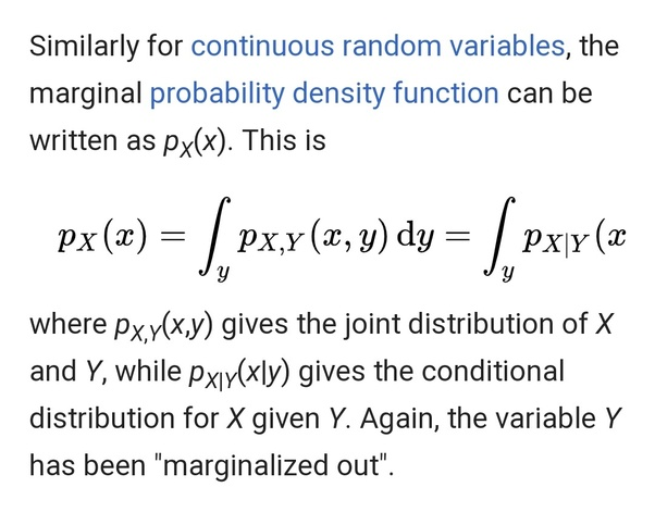 conditional probability density function pdf
