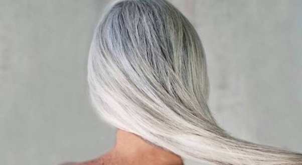Is it possible to turn gray hair to black again? - Quora