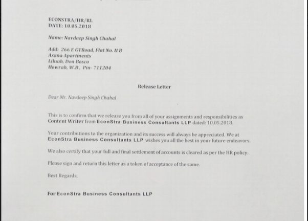 In india can an employee sue an employer for wrongful termination answer from the enlightened one yes sir its done when you have to terminate someone with little or no accountability under the influence of someone spiritdancerdesigns Image collections