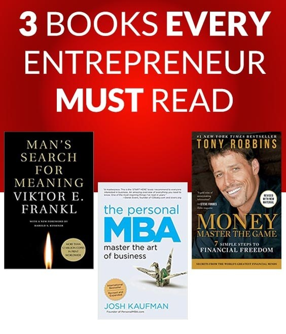 Which are the top 100 books every entrepreneur should