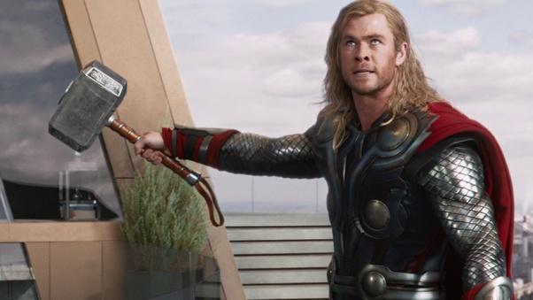 Thor's hammer – mjolnir
