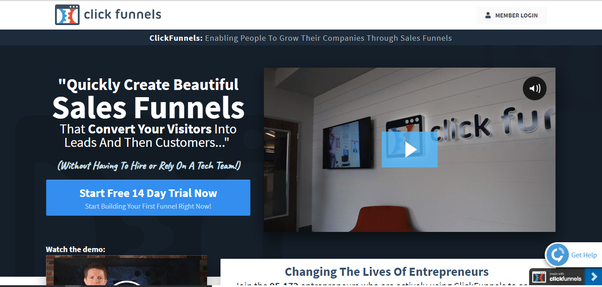 Facts About Clickfunnels Valuation Revealed