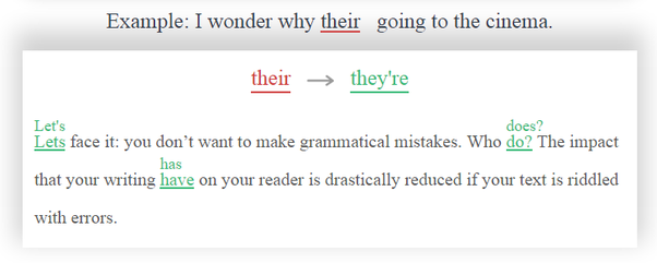 Is there any other website like Grammarly com and for free? - Quora