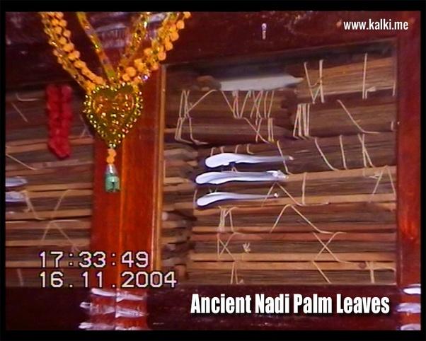 Has anyone visited a genuine palm leaf (nadi) reading before