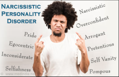 What are the primary characteristics that every narcissist shares