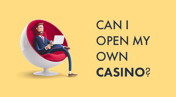 Can I Open My Own Casino Quora