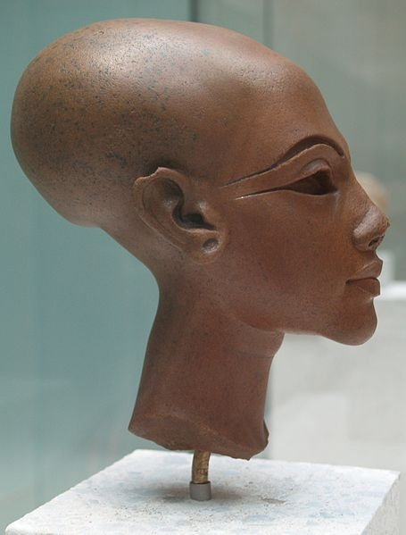egyptian symbol of woman shaved heads