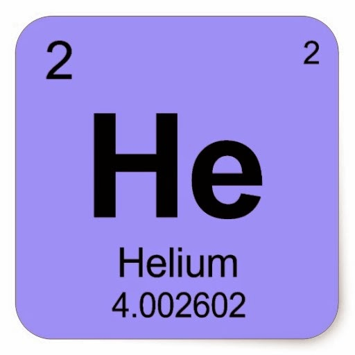 What Is The Chemical Formula For Helium Quora