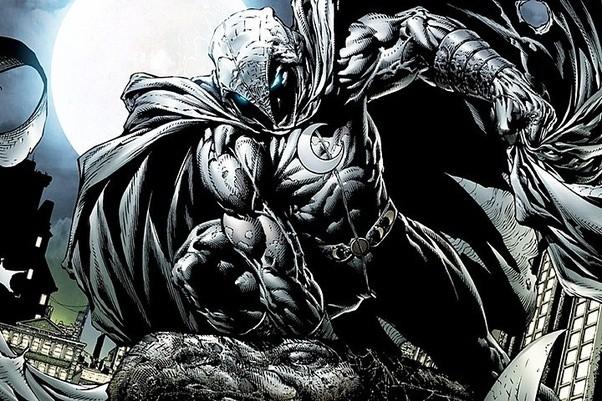 marvel comics moon knight