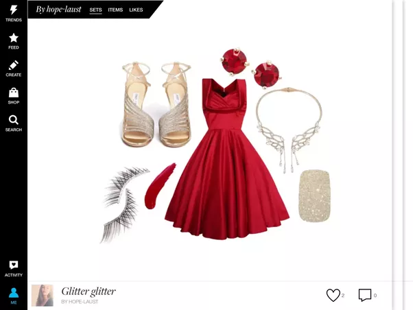 What Color Shoes With A Red Prom Dress