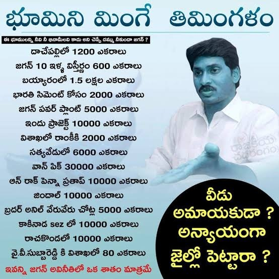 Is YS Jagan the most corrupted leader in India ever? - Quora