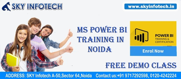 Which institute is best for Power BI training? - Quora