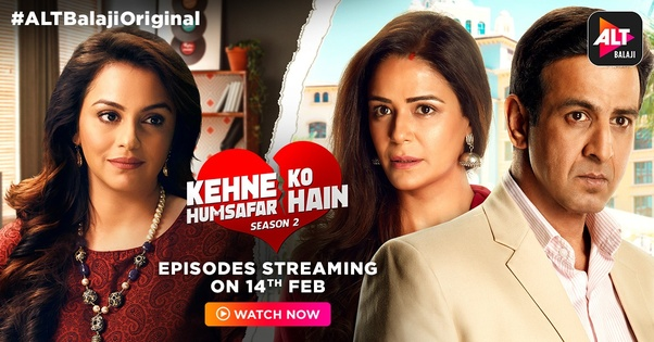 What are some good web series coming on Alt Balaji in 2019