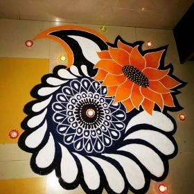 How To Make Rangoli Of Different Types Quora