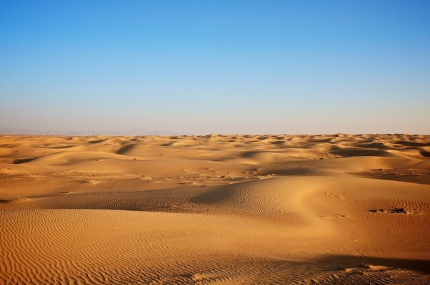 What Is A Sand Desert Quora