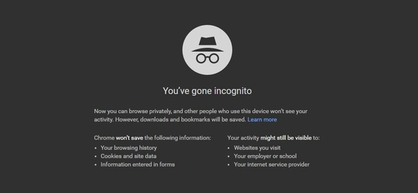 Can your employer see your browsing history if you use