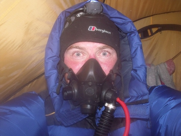How much oxygen (Lbs or tanks) do you use to climb Mt  Everest? - Quora