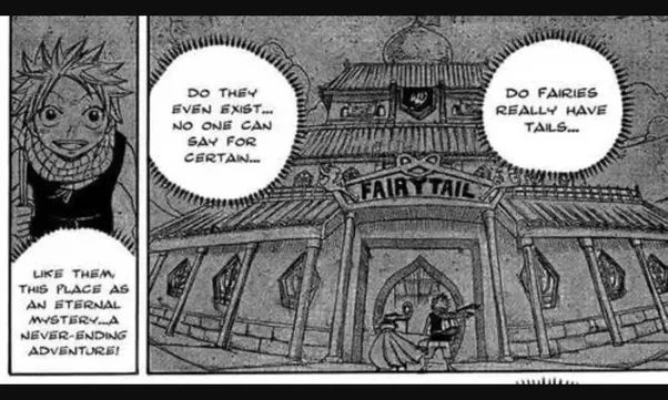What Is The Meaning Behind The Fairy Tail Guild Symbol Quora