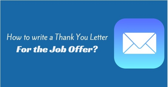 What is a great reply to a job offer letter via email? - Quora