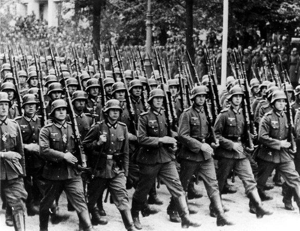 Nazis Army
