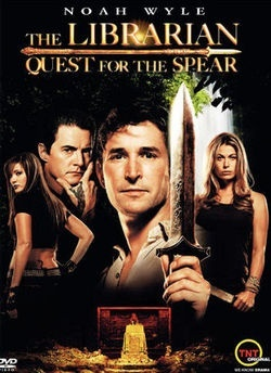 Quest For The Spear 2004 This Is First Movie And Deals With Flynn Recovering Fabled Of Destiny Which That Pierced Jesus