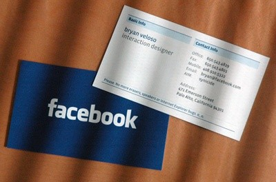 What do facebook business cards look like quora what do facebook business cards look like colourmoves
