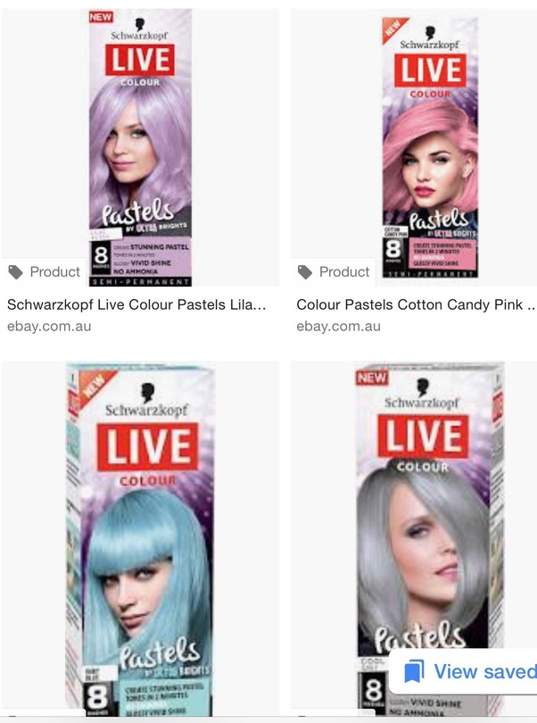 What Is The Best Brand To Color Your Hair Vibrant Unnatural Colors