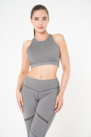 169955e803 Before buying any gym clothes woman's must consider buying a comfortable  and best-fitted sports bra. It acts as a foundation for what you are wearing  above ...