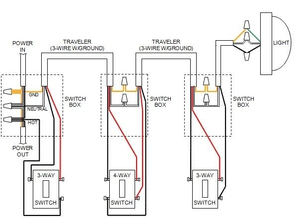 Can I Convert A 3 Way Lighting Circuit Into A 2 Way