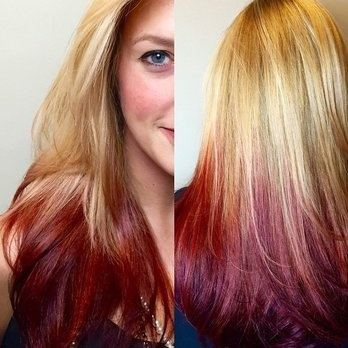 Would you ever dye your hair a color that is not a natural color ...
