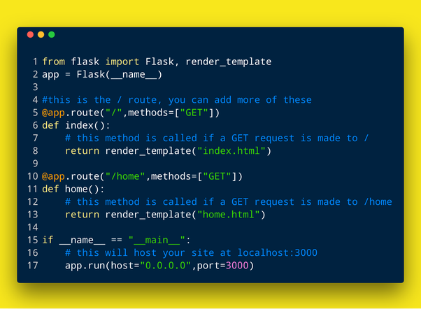 How to use Python to make websites - Quora
