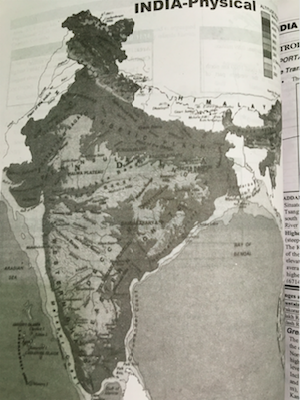 Have you studied Geography Through Maps by K  Siddhartha