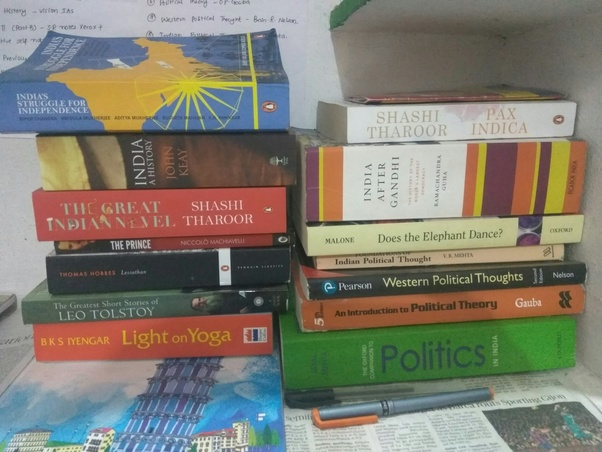 Which is the best book on Indian history for UPSC? - Quora