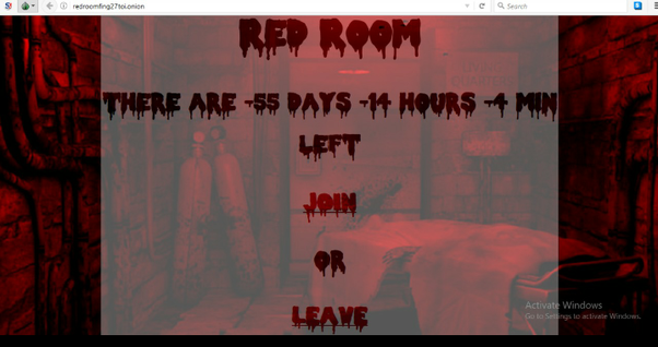 Do Red Rooms exist on the deep web? - Quora