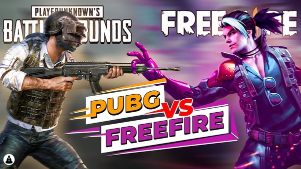 Is Pubg Better Than Free Fire Quora