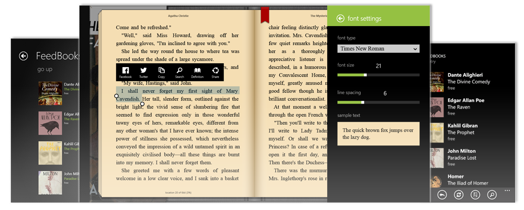 best epub reader for mac 2012