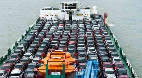 Ship A Car >> How Do Major Car Manufacturers Ship Cars Overseas Quora