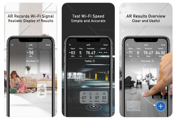 What is the best WiFi signal strength app for iPhone? - Quora