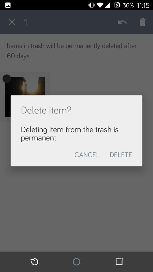 Icloud Trash Folder In Interface