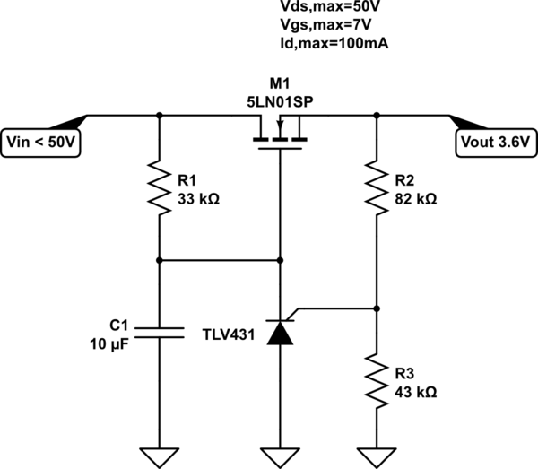 Can We Use Fet As A Voltage Regulator Instead Of Zener Diode Quora
