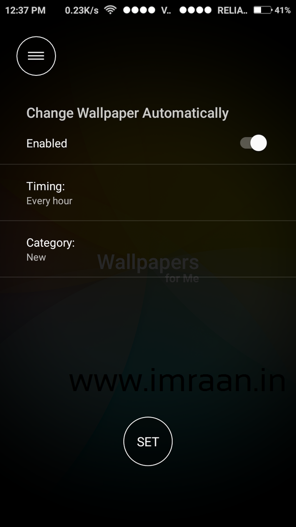 There Is A List Of Apps Which Very Good You Can Find It Here Automatically Change Android Wallpaper For Your Smartphone