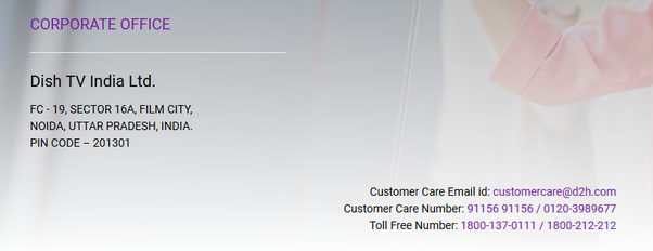What is Videocon's customer care number? - Quora