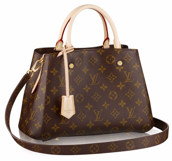 bb9ea0079ed Which among the two brands, Louis Vuitton and Chanel, of handbags ...