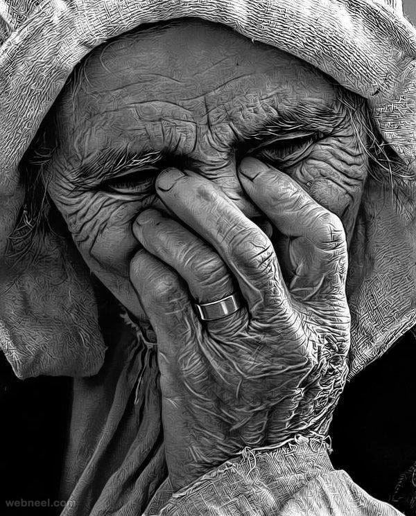 What are some of the best drawings ever seen quora for Inspirational pencil sketches