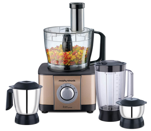 Morphy Richards Food Processor: What Are The Uses Of Food Processors?