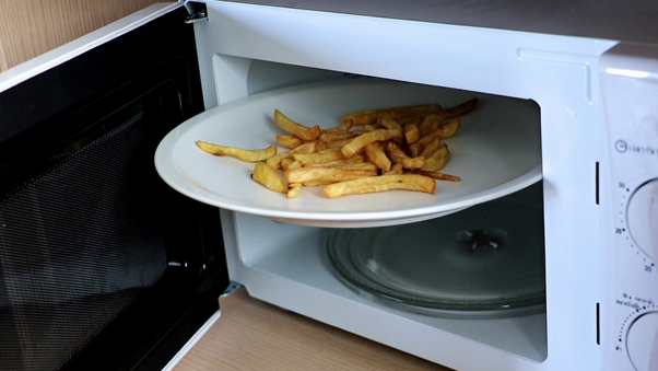How To Cook French Fries In A Microwave Oven Quora