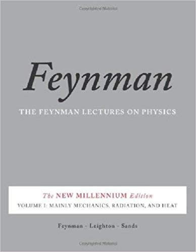 Feynman Physics Pdf
