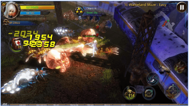 What is 10 offline action games for Android? - Quora