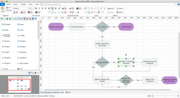 Omnigraffle is there a real professional diagramming tool for the mydraw also provides support for visio like smart shapes dynamic diagram shapes based on formulas the application provides support for rich text ccuart